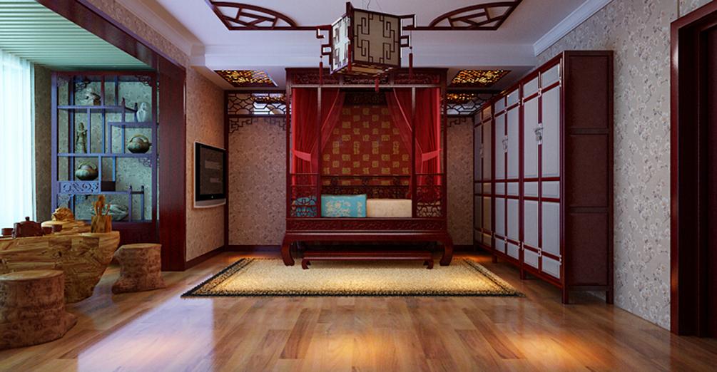 作为我市最为经典的古式床,总会让人想古时候人们的一些生活习性