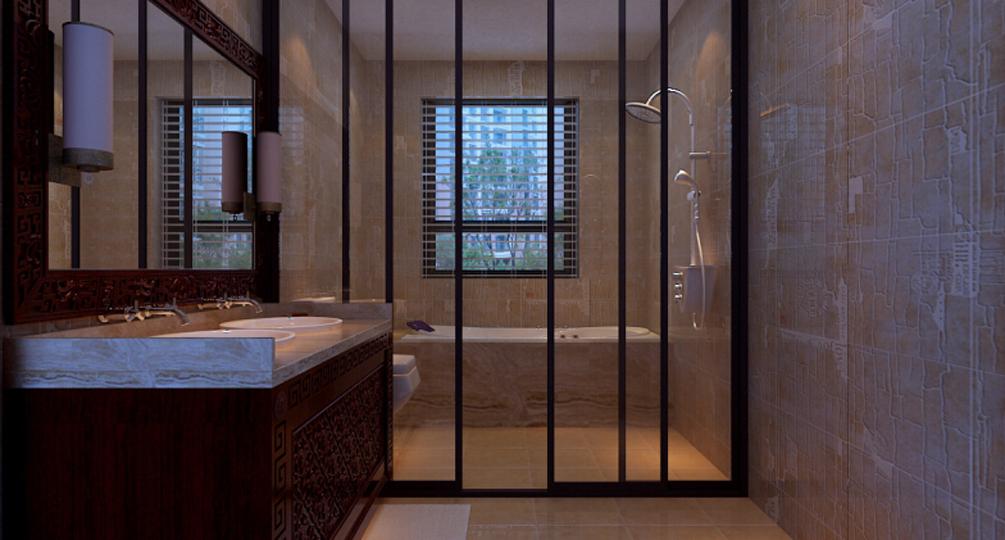 中式的传统组合柜,也是一种品质的体现