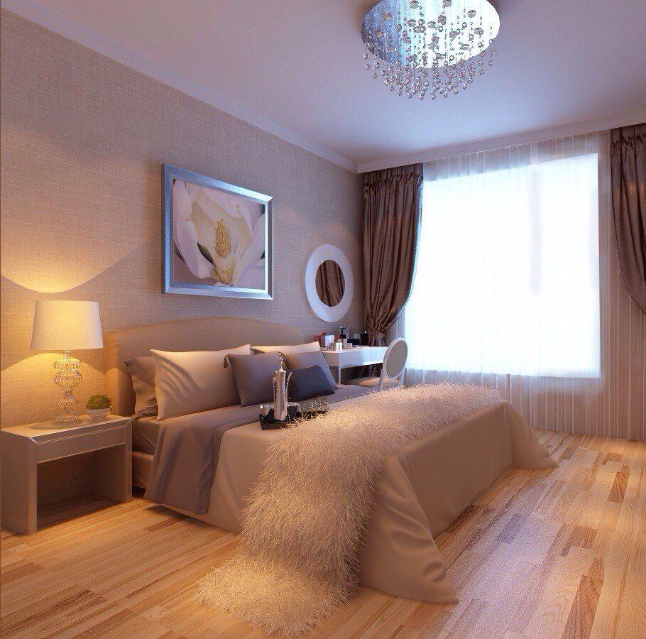 万科金域国际--卧室设计