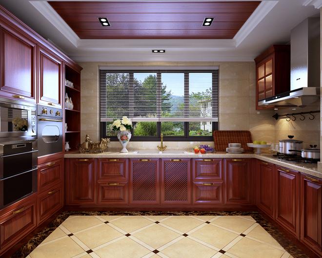 橱柜 厨房 家居 设计 装修 660_528