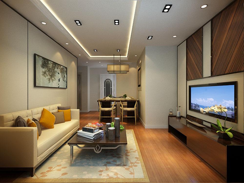 75平米的房这样装修,空间大了1倍,装修只花了3万!-新文化花园新景居装修