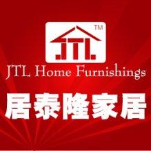 北京居泰隆实体家居陕西分公司logo