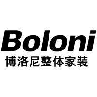 博洛尼整体家装旗舰店logo