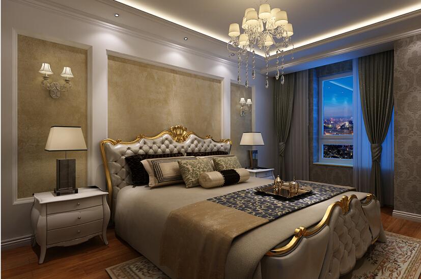 欧式风格装修案例展现高贵优雅
