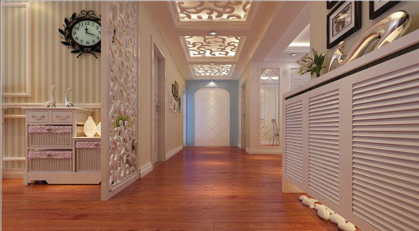 走廊玄关设计图