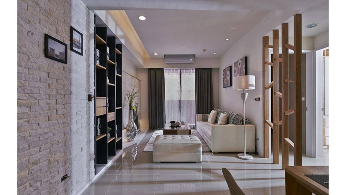 生活家装饰新房装修 112平混搭三房两厅
