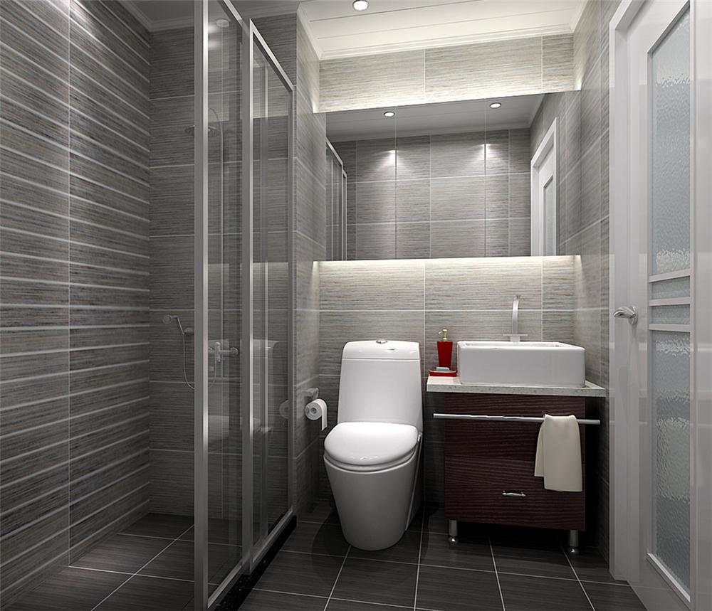 三居室-89.00平米-卧室装修效果图