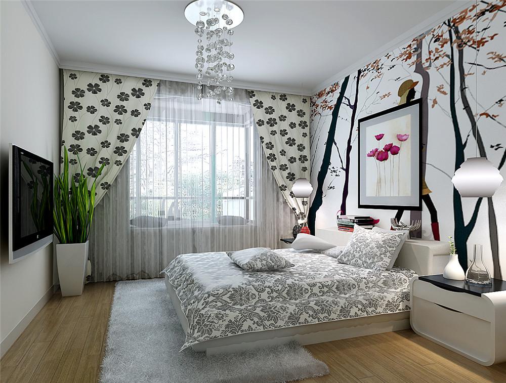 本案例为清爽简约的现代风格,没有过分的造型,而是根据颜色的合理搭配,是整个房子美观而大方。