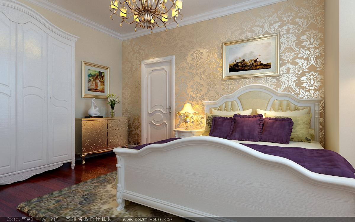 85平7万全包 六大房屋装修效果图高清图片
