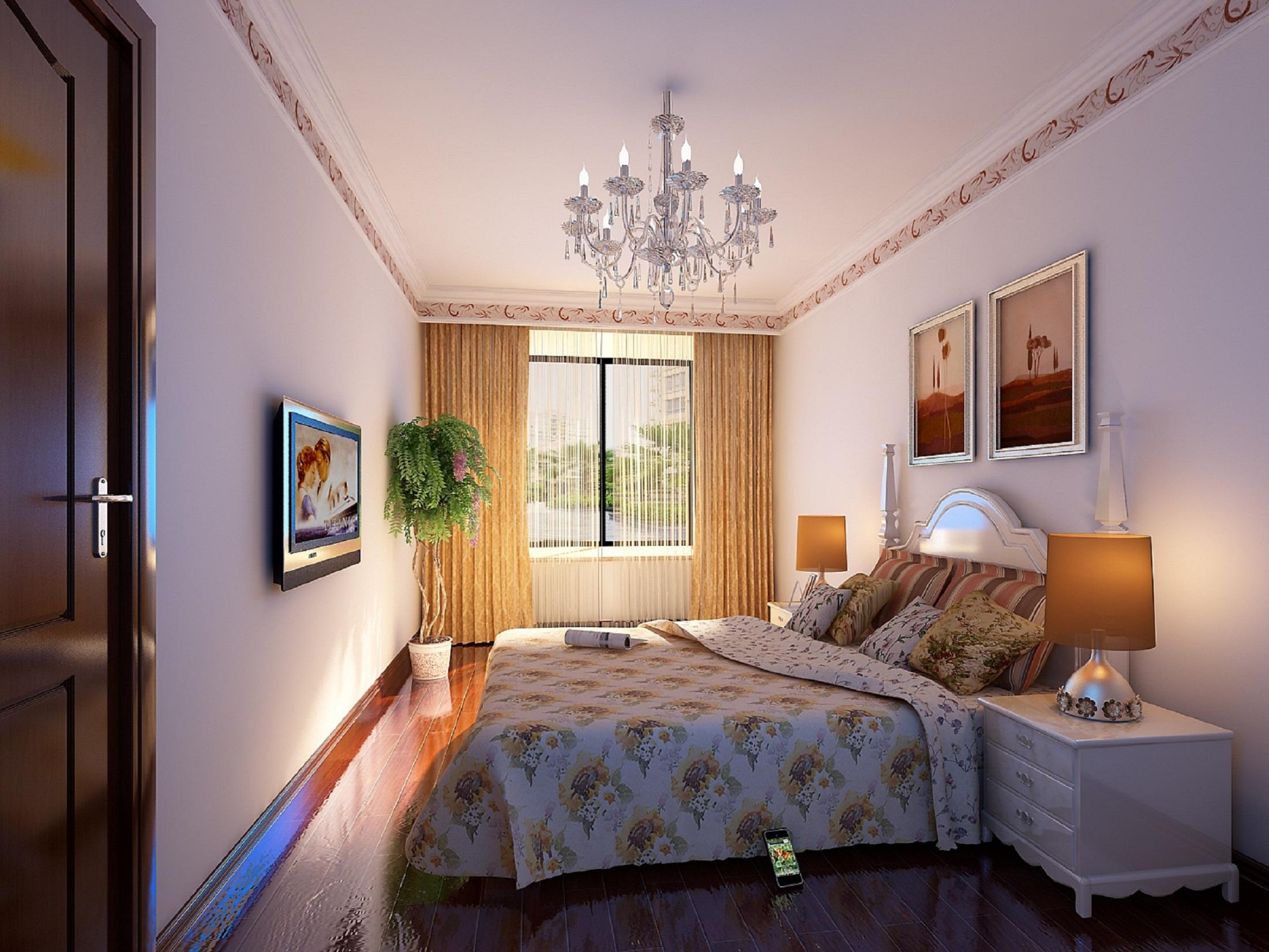 背景墙 房间 家居 起居室 设计 卧室 卧室装修 现代 装修 2200_1650图片