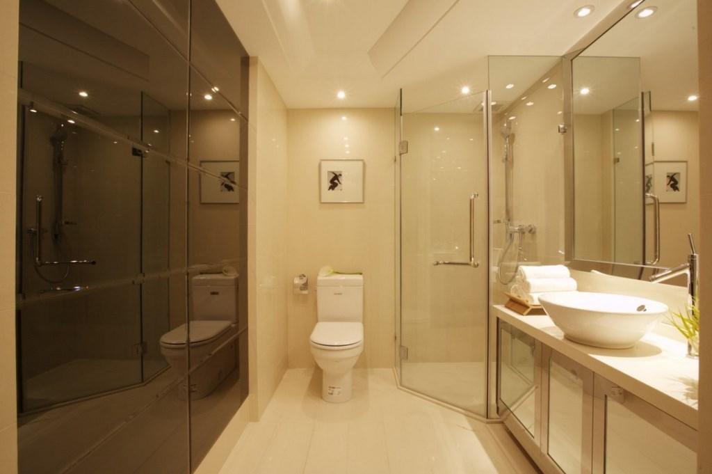 太原天鹅堡现代简约三居室装修效果图 201平米10万装修设计案例 太原房天下家居装修网