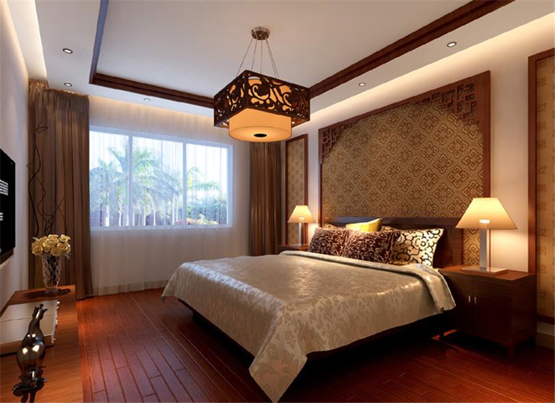 金汉绿港-三居室-150.00平米-装修设计