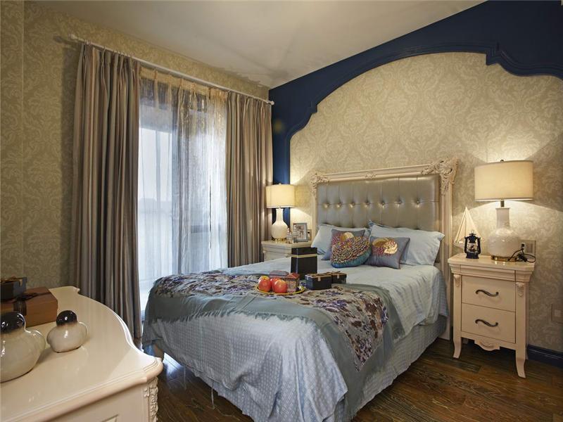 首开香溪郡-三居室-90.00平米-装修设计