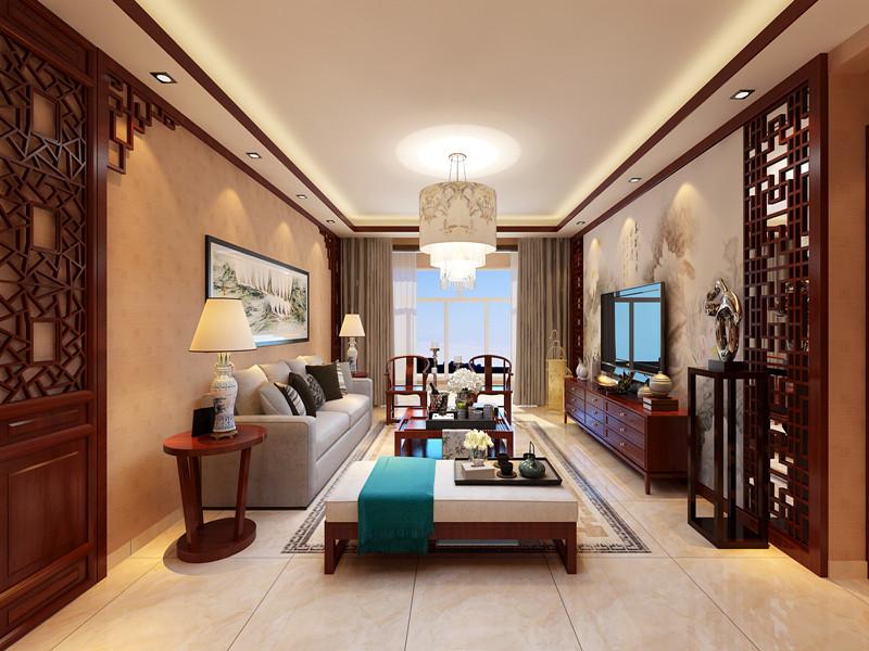 160平米大房子装修效果图 5套装修不同风格随你挑--房