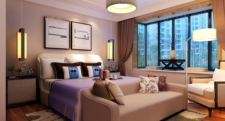 省委宿舍230平米现代简约风格装修设计案例图片
