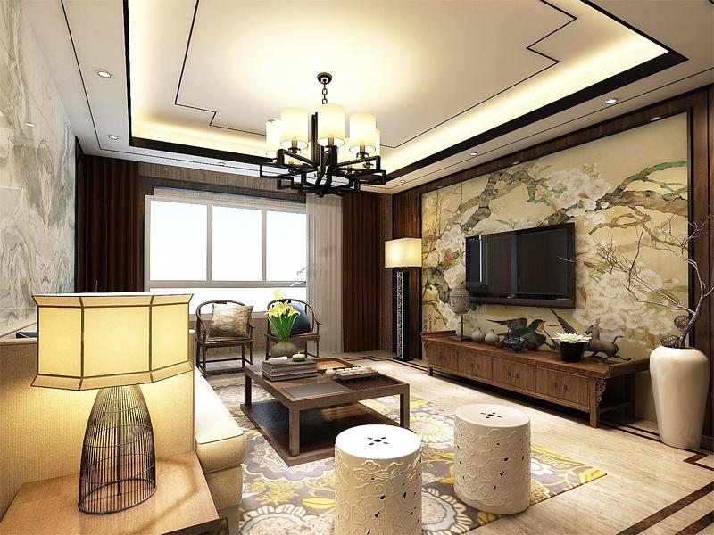 燕翔西里-三居室-140.00平米-装修设计图片