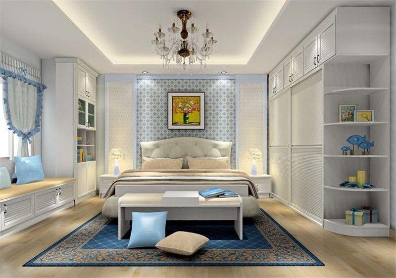 00平米-卧室装修效果图图片