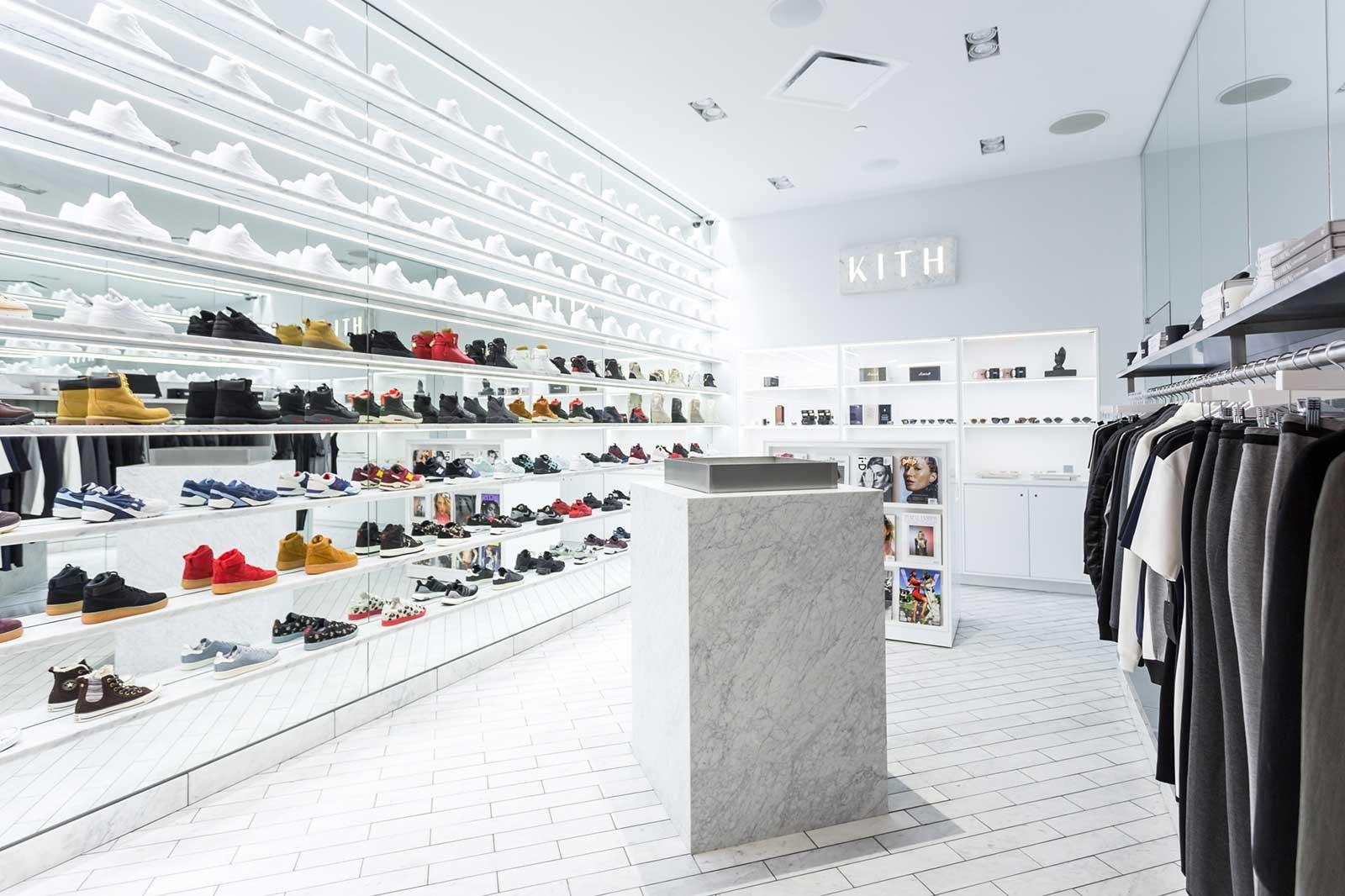 百货商场店面设计效果图欣赏