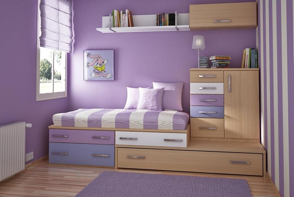 ideas para decorar el cuarto de tu hija