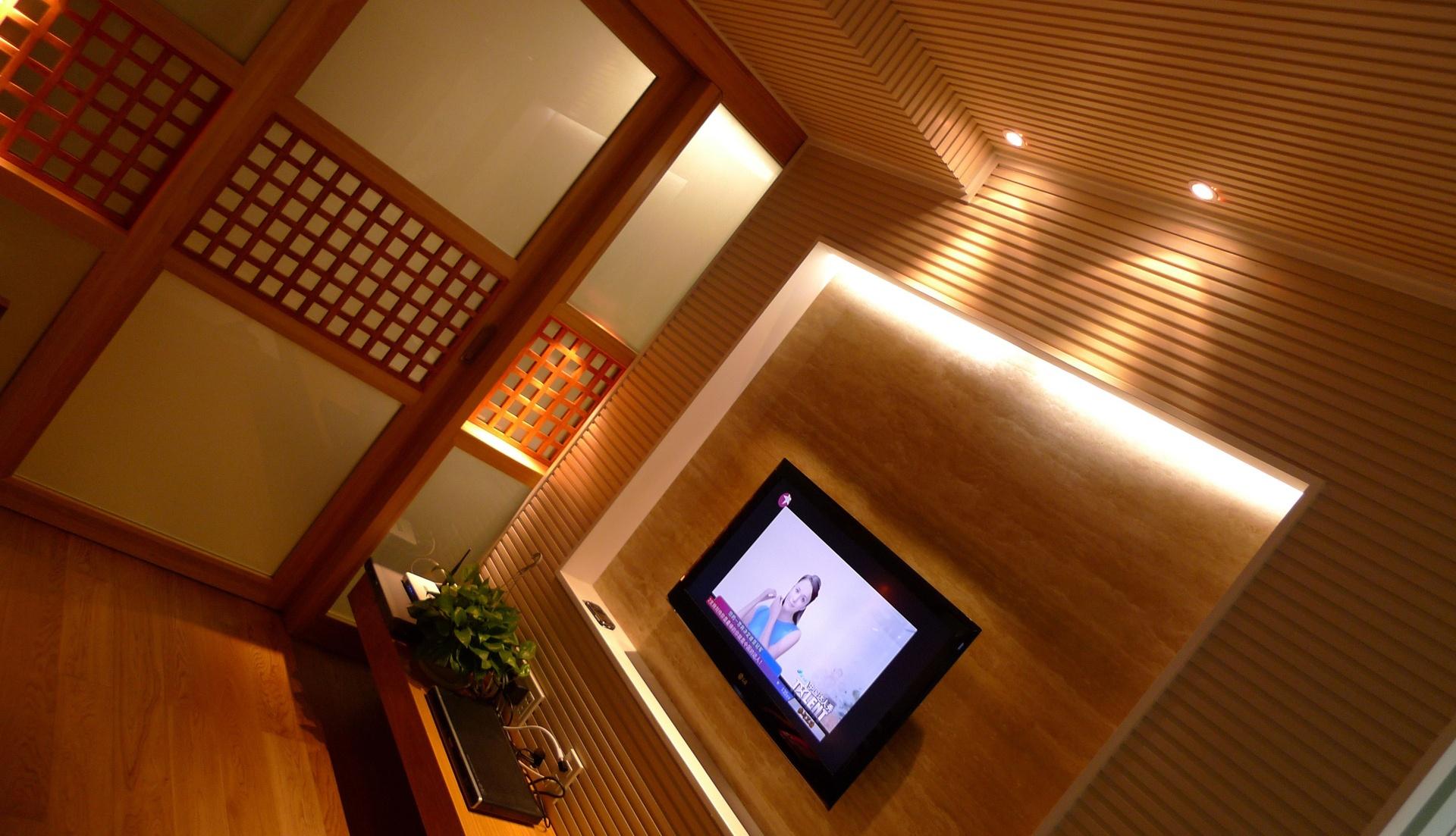 致实用巧收纳 60平小户型旧房改造装修效果图高清图片
