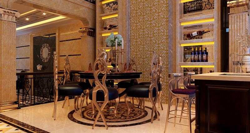 复地东山国际大门500平米简欧图片装修设计别墅别墅风格木图片