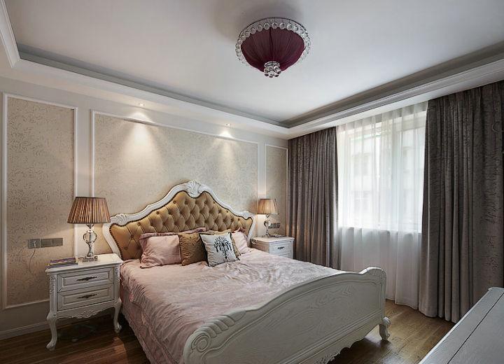 背景墙 房间 家居 起居室 设计 卧室 卧室装修 现代 装修 720_520