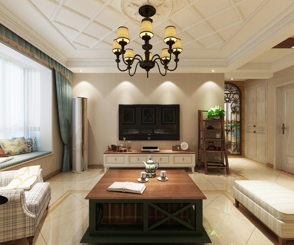 客厅装修设计效果展示