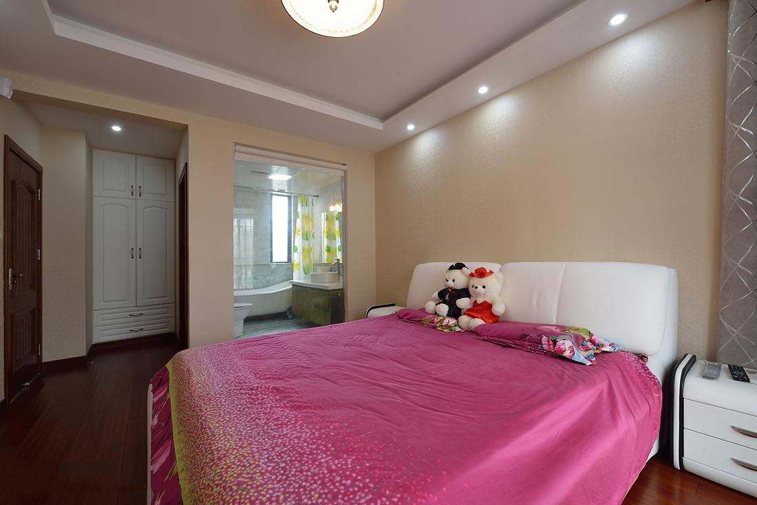 现代风格家装卧室吊顶效果图大全