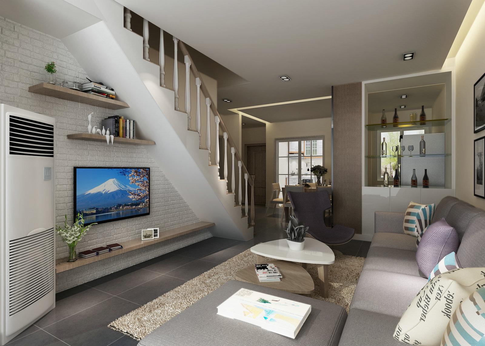 媳妇花42万元就把216平米的房子装修好了,大家觉得怎么样?-恒文星尚湾装修