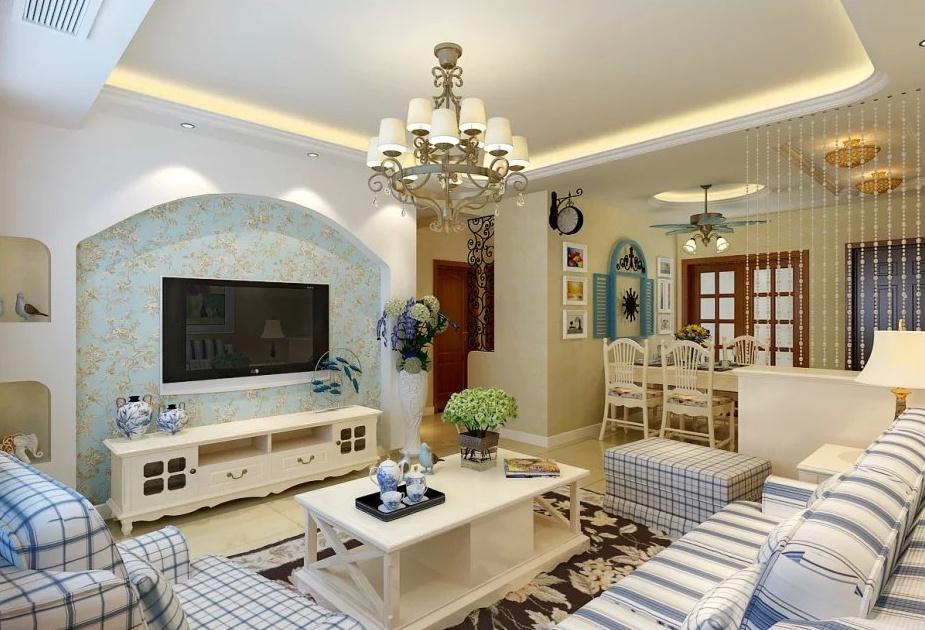 颜色之于地中海风味,可是个很重要的元素,掌控好色调,就不难掌握住地中海的风情。挂在白墙的蓝窗,湛蓝的色泽深得耀眼,,挡阳之外还可以透风。复古的地砖也能呼应地中海的大地气息,藉由菱式的贴法取代工整的排列,更具异国风情。