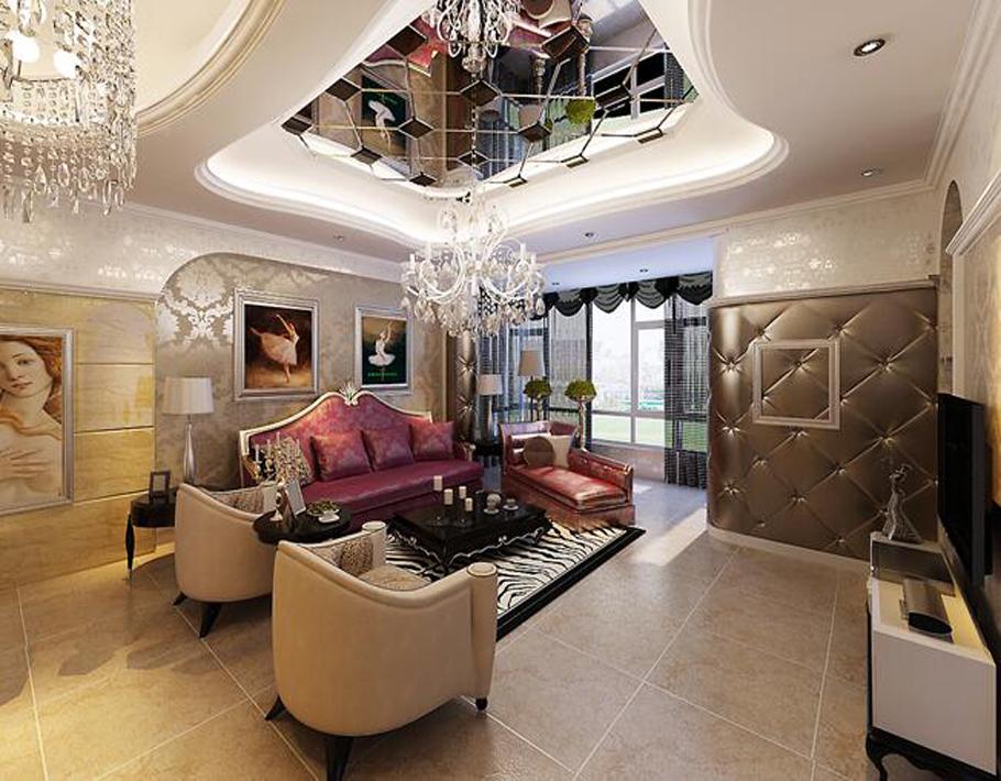 用利落的线条、完美的材质和高档的家具赋予空间生命力,用极致的关怀去满足业主的真正需求,营造出人与空间共同生长的家居空间。