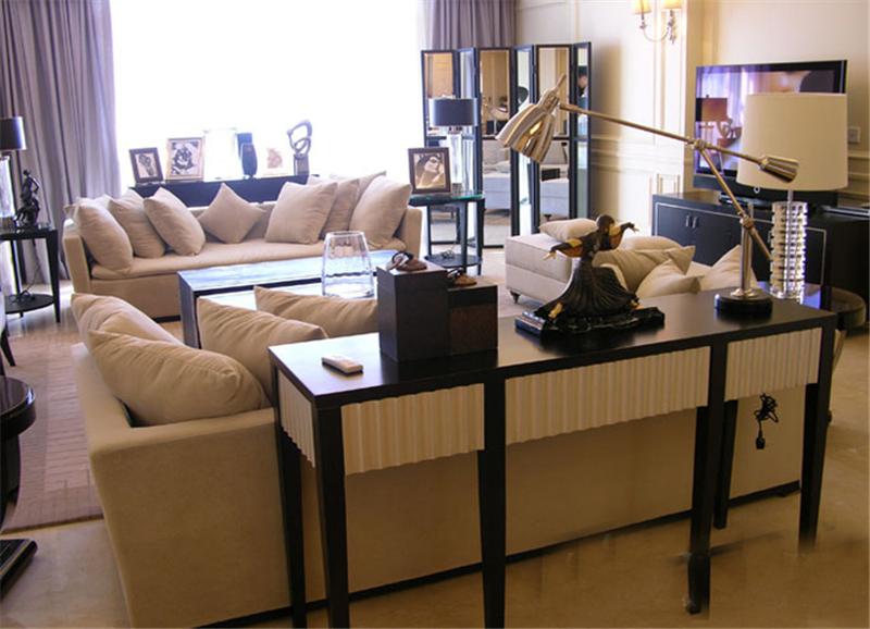 110平米三居室如何装修 欧式全包17万!-朗基天香装修