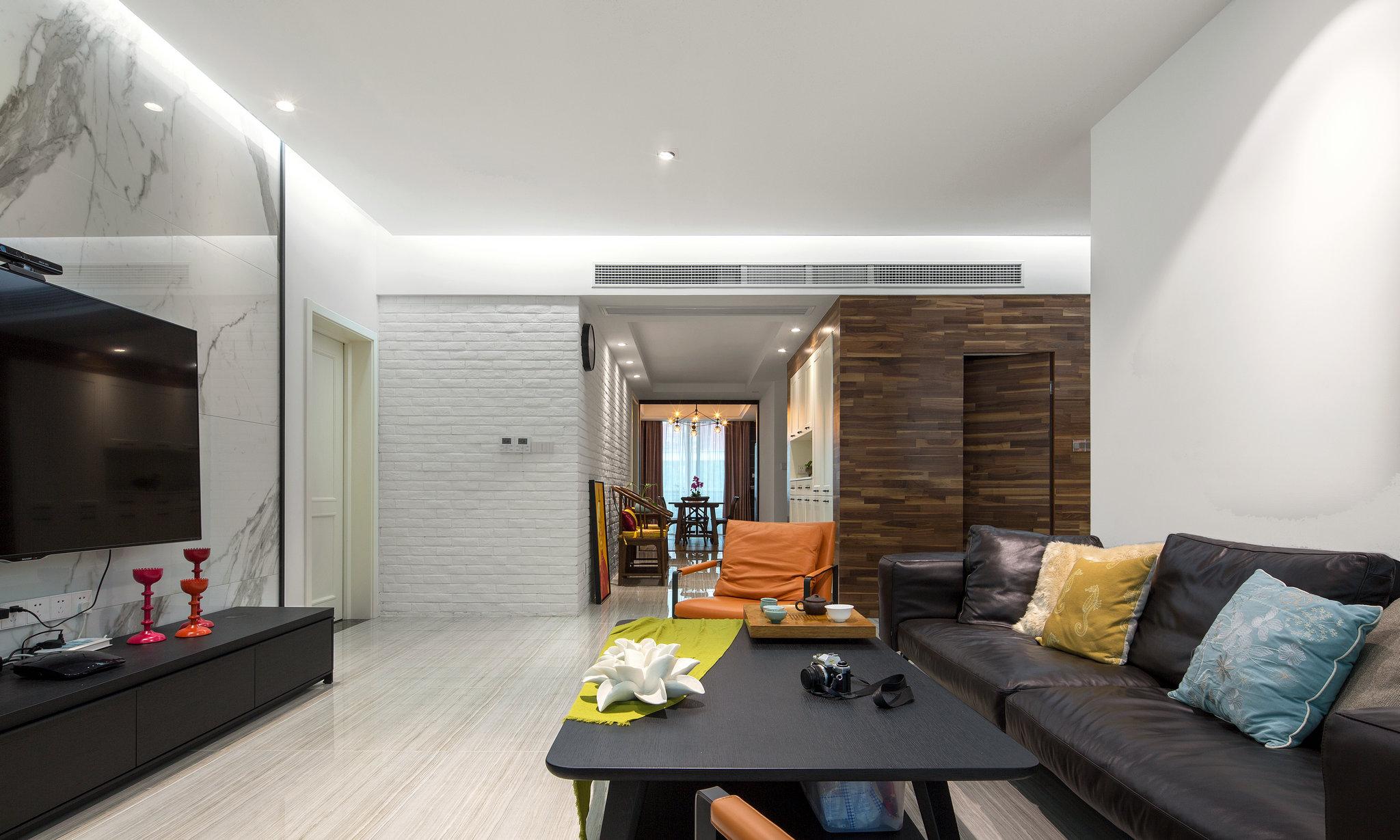媳妇花65万元就把215平米的房子装修好了,大家觉得怎么样?-白领公寓装修