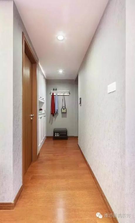 108平米三居室装修攻略 现代简约全包10万!-恒大翡翠华庭装修