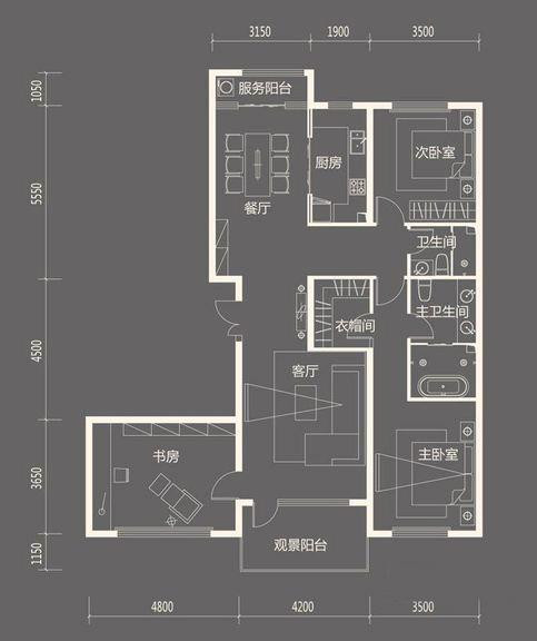 业主比较喜欢中式文化,但是又觉得中式风格的颜色太过沉闷,鉴于业主的一个喜好,本案例采用新中式风格装修,白色为主色调,绿色,黄色作为点缀色,是整个空间色彩鲜活缤纷起来,搭配实木的家居,中式风格的吊灯,是整个空间呈现出不一样的视觉冲击,简练,明快。