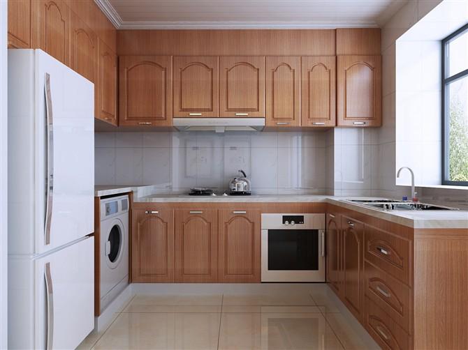 罗马新都 -1401 厨房效果图
