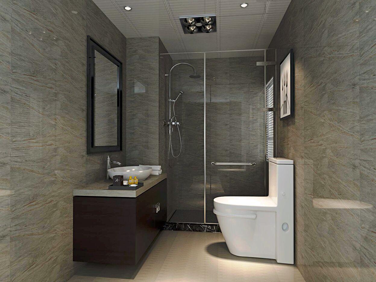 131平米现代简约风格三居室,预算23万,点击看效果图!-卓越繁华里装修
