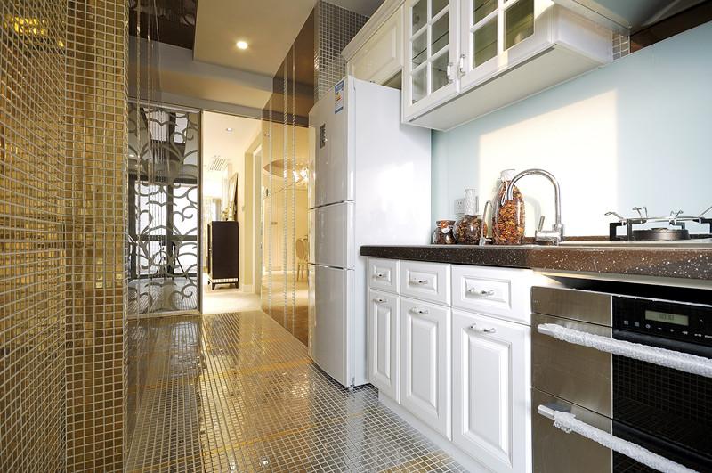 世纪江尚-简欧风格-四居室-装修案例设计说明图片