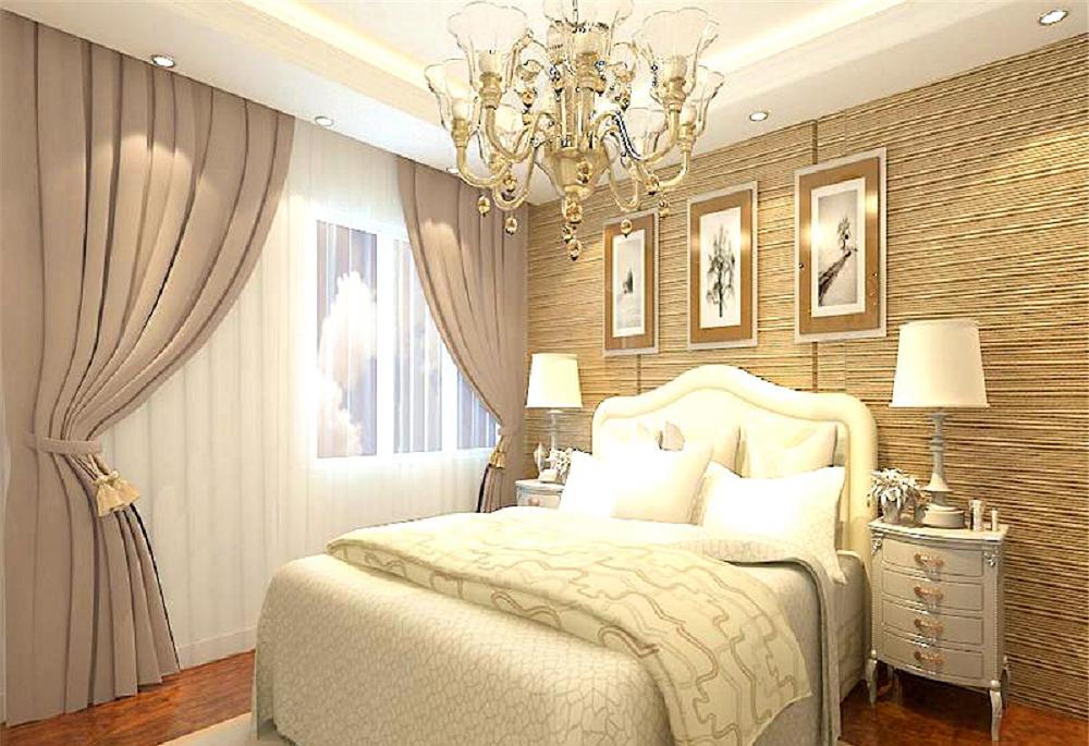 设计说明本案是围绕简欧风格为主题,简欧风格就是简化了的欧式装修风格,也是住宅别墅最流行的风格。简欧风格更多的表现为实用性和多元化。 电视背景墙与沙发背景墙都是以花色大理石上墙为主,四周以黑色收边,显得时尚大气。沙发背景墙又配以一幅具有欧式风格的挂画加以装饰。 吊顶多采用回形顶,四周配以两层石膏板叠级的发光灯池,美观,灵动,线条优美。餐厅吊顶为圆形吊顶搭配两层石膏板叠级的发光灯池,大方,时尚。 厨房地面铺地砖,墙面铺上墙砖,操作台面也是大理石,各个橱柜表面光滑,便于各种污渍清理,使整个空间看起来整洁,干净。 整个空间都很好的体现出简欧风格的特点,让人感觉十分温馨,惬意。