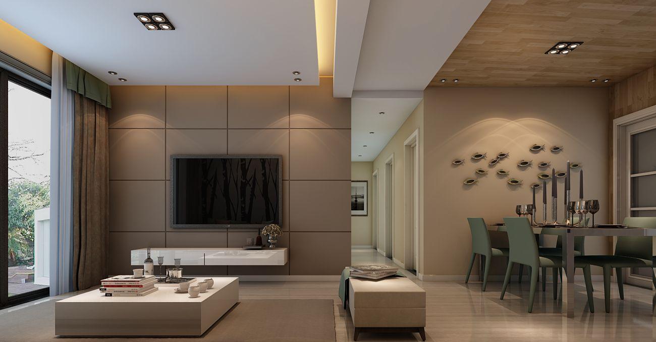 现代简约风格主要表现在空间开敞、内外通透,在空间平面设计中追求不受承重墙的限制自由。所以在设计现代简约的时候,很多时候都会考虑到墙面、地面、顶棚等的协调性。现代简约的设计,它是一种更高层次的创作境界。在考虑其设计的时候,它强调的是一种舒适与实用,比较注重于追求材料、技术、空间的表现深度与精确。所以现代简约风格的设计师一般都要求具有较高的设计素养与实践经验。