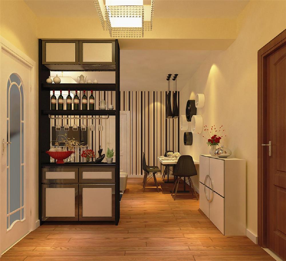 设计说明首先在客餐厅我们选择了暖黄色的来粉饰,使整个空间给人以开放,宽容的非凡气度,让人丝毫不显急促。吊顶选择木制来修饰与家具相呼应显出新古典主义的华贵,餐厅是家人团聚的地方所以在餐厅选择了圆形吊顶,加上餐厅的壁炉和罗马拱形门,描绘出业主高雅贵族的身份,高雅而和谐是新古典风格的代名词。卧室选择红色的地毯和白色的家具来搭配,再加上巴洛克风格的油画,让业主体会到古典的优雅雍容。