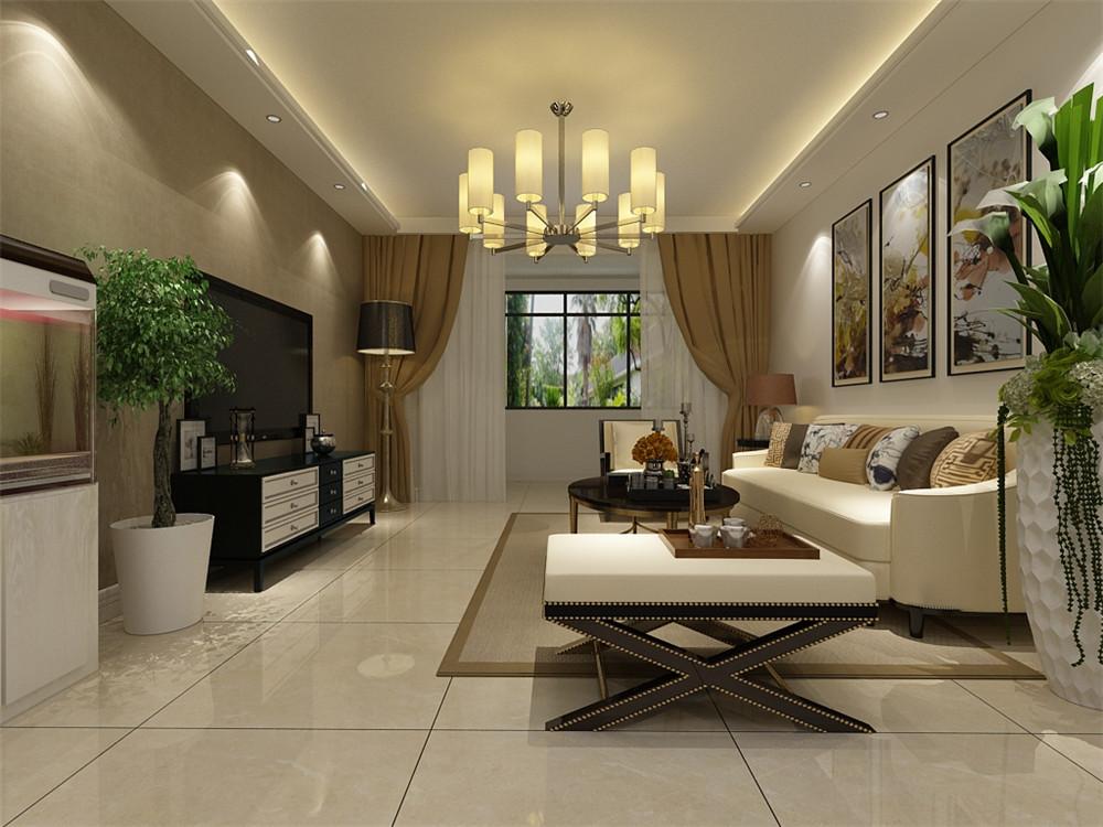 121平米的现代简约风格,原来三居室还可以这样装修!-凯丽盛园装修