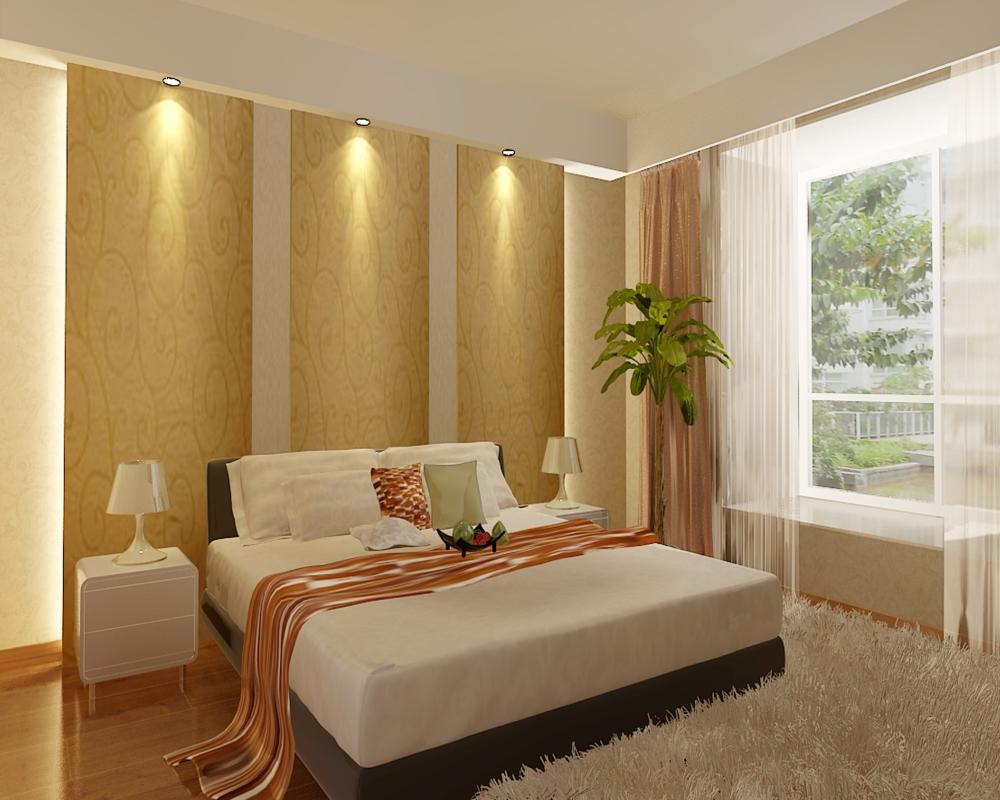 现代住宅的发展,小家庭的组建,人们心理上的要求,希望卧室具有私密性、蔽光性,配套洗浴,静谧舒适,与住宅内其他房间分隔开来。卧室是整套房子中最私人的空间,可以完全根据自己的想法来设计,不必去考虑别人的看法。纯粹的卧室是睡眠和更衣的房间,但是更确切地说卧室是一个完全属于主人自己的房间