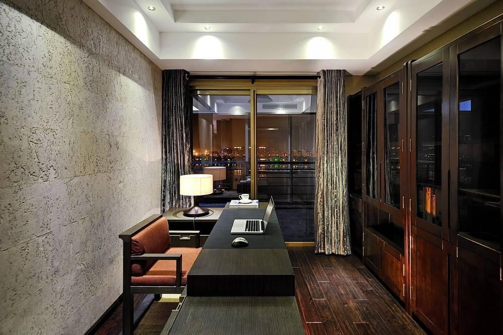 天域-中式古典-三居室-看装修案例-家天下装修帮