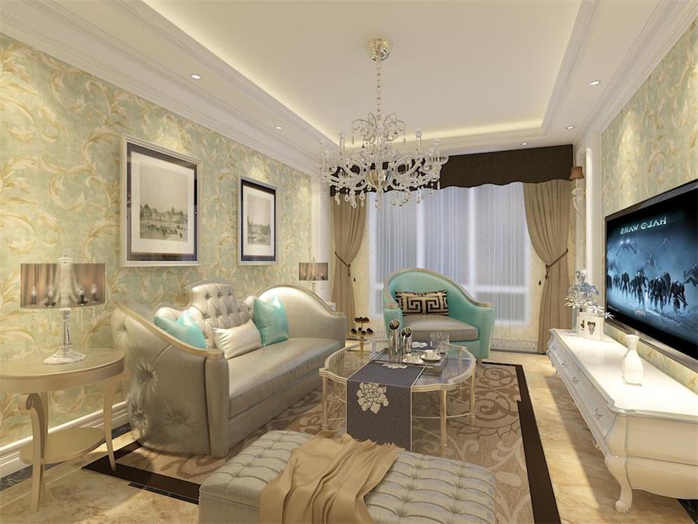 媳妇花4万元就把93平米的房子装修好了,大家觉得怎么样?-仁恒滨河湾装修