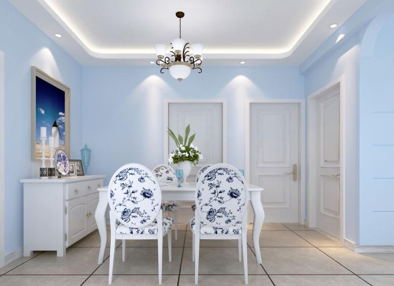 业主需求:喜欢地中海风格。 设计理念:本案运用现代地中海风格营造室内空间质朴、幽雅、浪漫的气氛、崇尚自然,纯朴的田园风情。除了能满足业主的居家功能外,更注重对环境氛围、文化内涵、等精神功能的营造。? 预算说明:全包,包含部分家具。装修一口价,多退少不补。