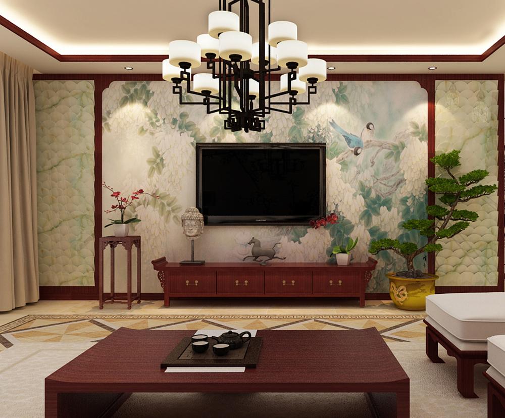 奥北公元-130㎡-新中式风格