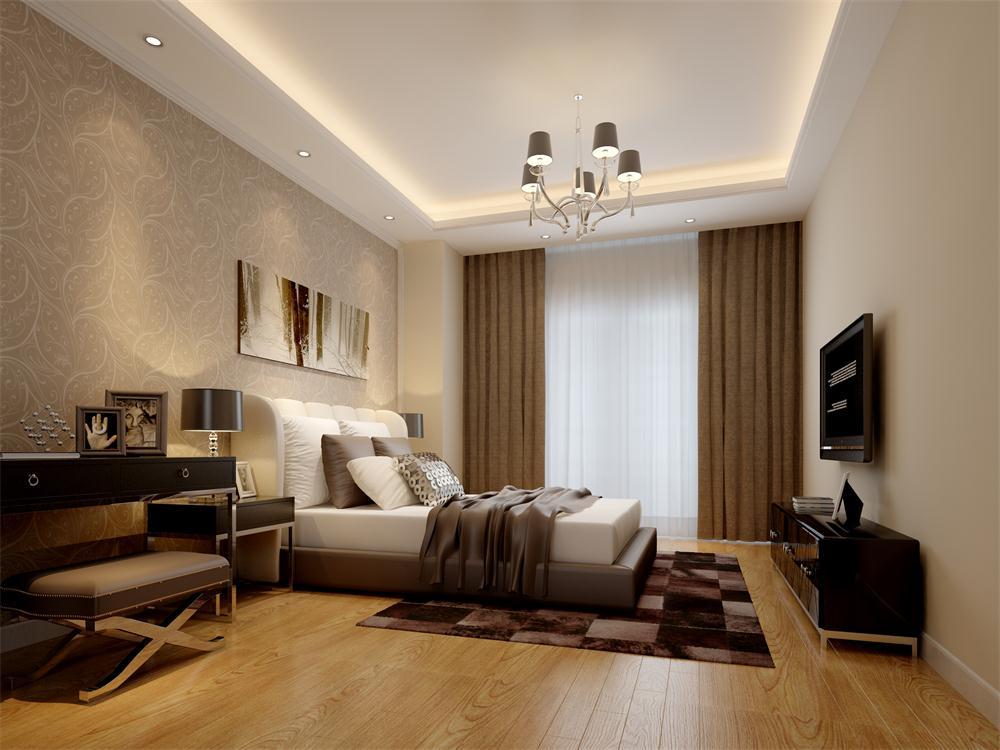 107平米四居室如何装修 现代简约半包11万!-宏发世纪城二期装修