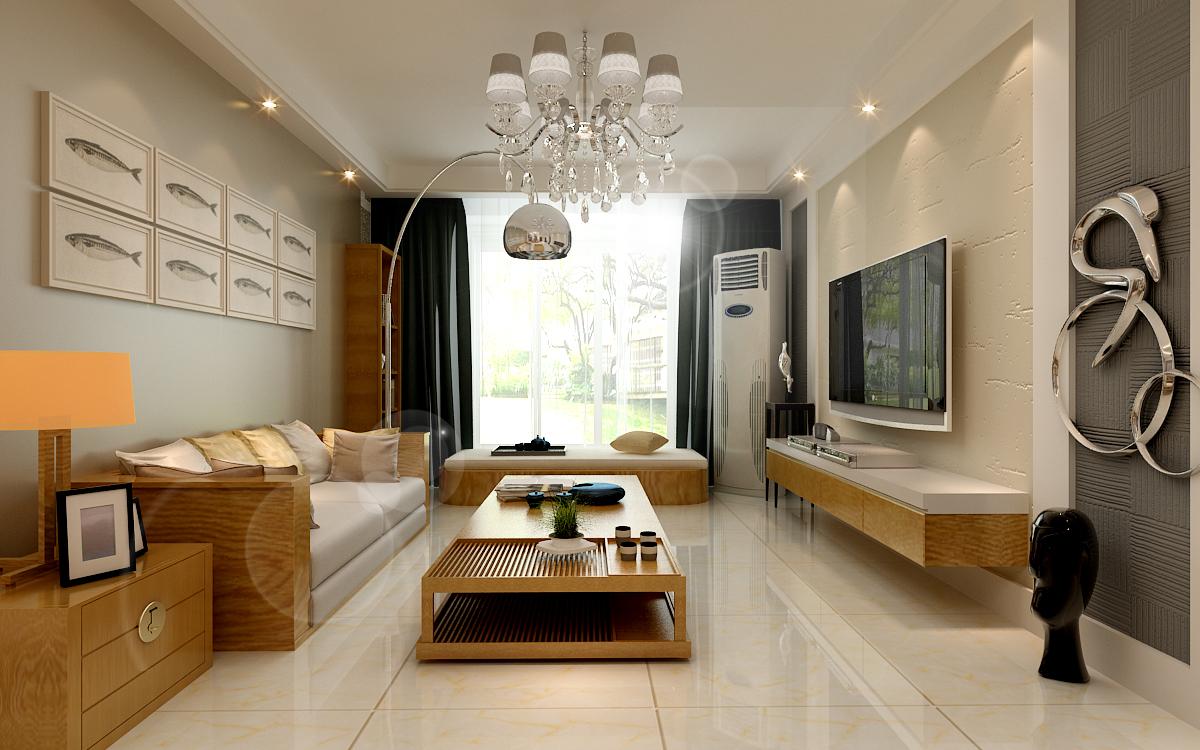 15万装修出111.04平米三居室现代简约风格,看过的人都点赞!-新鸥鹏教育城装修