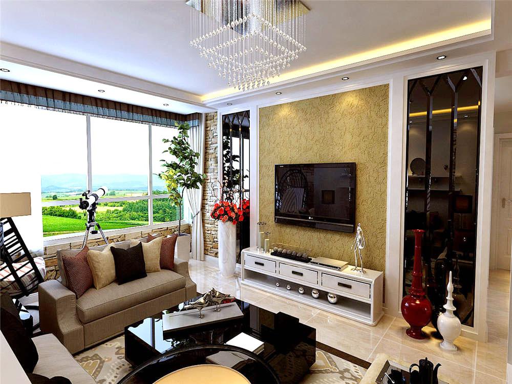130平米的现代简约风格,原来三居室还可以这样装修!-华润紫云府装修